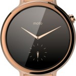 Motorola Moto 360 Smartwatch Key features