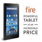 Fire Tablet 7 inch Display Key features
