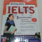 IELTS 5 Practice Test With Audio CD-Book (English)