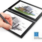 Lenovo Yoga Book -Take notes on paper & digitized on-screen