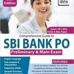 Book on SBI Bank PO Preliminary & Main Exam 2017 Edition