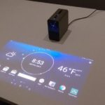 Sony Xperia Touch- Projector that turns any surface into touch keyboard