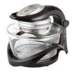 100% oil free cooking with Usha Infiniti Cook Halogen Oven