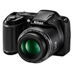 Nikon Coolpix L340 20.0 MP Point And Shoot Digital Camera