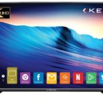 Kevin 140 cm (55 inches) 4K Ultra HD Smart LED TV KN55UHD (Black)