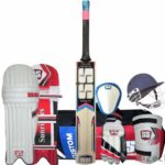 SS Cricket Kit (Multicolor) 7PCS
