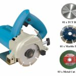 DIY Engineers Heavy Duty 4 Inch Marble/Wood/Iron Cutter Machine