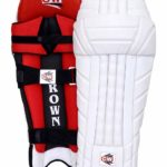 "CW ""Crown"" Premium Quality Batting Leg Guards"