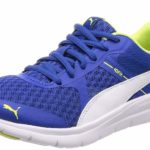 Puma Women's Blue Flex Essential Running Shoes
