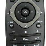 GWS Compatible Remote for Philips LCD LED TV