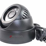 ZVision USB Port CCTV Dome 24 IR Night Vision Camera