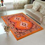Home Elite Abstract Microfibre Carpet