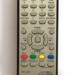 LG CRT Universal Remote