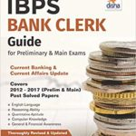 IBPS Bank Clerk Guide for Preliminary & Main Exams – by Disha Experts