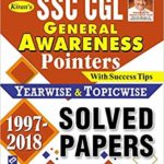 SSC CGL General Awareness Pointers Solved Papers (1997 – 2018) English – by Pratiyogita Kiran Kiran Prakashan
