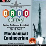 DRDO CEPTAM Senior Technical Assistant Tier I & II – Mechanical Engineering – by GKP  (Author)