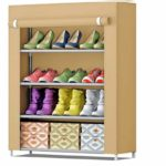 Sattva Premium Foldable Shoe Cabinet/ Shoe Rack 4 Shelves