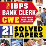Kiran's IBPS Bank Clerk (CWE 2018) Solved Papers English – 2194 – by Kiran Prakashan