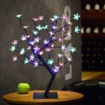 AtneP Tree Home Decoration 24 LED Lighting