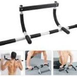 Fox Racing FoxExer Total Upper Body Workout Bar Door Mounted Exerciser