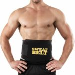 Body Maxx Sweat Waist Trimmer Fat Burner Belly Tummy Waist Sweat Belt