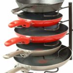 Callas Iron Cabinet Pan Rack