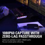 Elgato Game Capture HD60 S – Stream and Record in 1080p60,