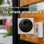 Wyze Cam Outdoor Bundle I Indoor/Outdoor Wire-Free Smart Home Camera