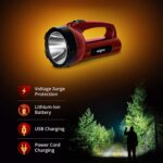 Rechargeable Emergency Light I wipro Emerald Plus